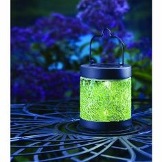 imagining this summer full of Evenings on the backyard patio and how easy solar lighting can make enjoying the summer night.