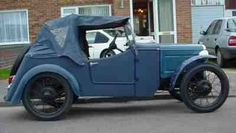 Austin 7 Special - 1932