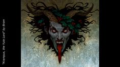 Home - Coast to Coast AM Krampus, the Yule Lord in parts of Central Europe Christmas is similar to Halloween such as Bavaria, Austria, Hungary and the Czech Republic the pagan elements of a winter solstice persist to this day.