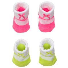 $6.00 2-Pack Booties | Accessories Socks, Booties & Mittens