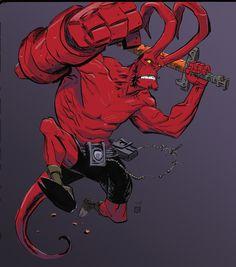 Hellboy - Stephen Green