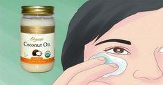Pareça 10 anos mais jovem usando óleo de coco de 5 maneiras diferentes