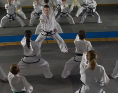 10 Best Sports for ADHD Kids: Martial Arts