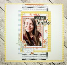 Kendra's Paper Creations: Felicity Jane ~ Love this Smile