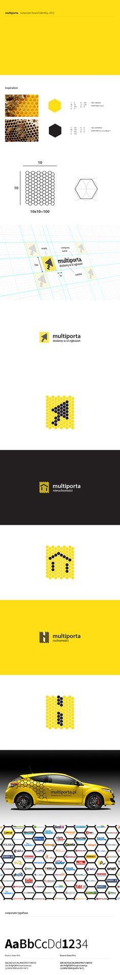 Logo design and for Multiporta.pl