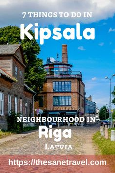 Travellers visiting capital of Latvia, Riga are first of all attracted to the Old Town and nearby Art Noveau architecture district. They are the real gems of the city. But Riga has many other faces and things to offer. One of the neighbourhoods worth exploring is Kipsala. Travel in Europe.