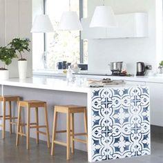 Veja o Blog da Casa: Adesivo Azulejo