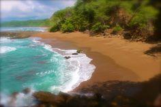 Playa Hermosa on the Nicoya Peninsula of Costa Rica.