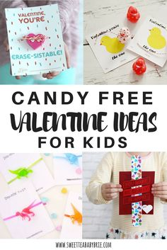 Still need an idea for what Valentines your kids will give? Here are my favorite candy free Valentines! Check out my Valentine Roundup here.