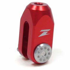 Zeta Honda CR/CRF Red Rear Brake Clevis