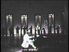 Carmen Miranda on Jimmy Durante Show - Her last performance, 1955 - YouTube