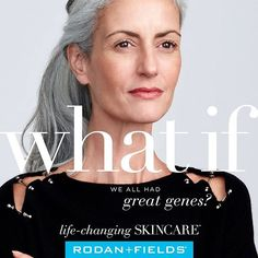 yourluxeskin   7 likes  0 comments Did you know that our genes only affect 20% of how we age? 👵🏽👴🏼Lifestyle, diet, sun exposure and the environment are just some factors that can affect the remaining 80% of how our skin will age. ✨ .... That is great news because it means we have more control (80%) over our skin's destiny! ✨🙌🏼💃🏼 What if we all had great skin as we matured? I would love to look as great as ⬆️ her! ☺️ . Do your have any anti-aging secrets? 💕🤐 . . . . . #matureskin…