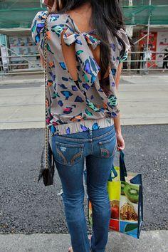 Love the shirt. (:
