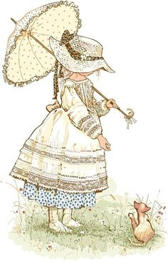 sarah kay - Page 5 Holly Hobbie, Hobbies For Women, Hobbies To Try, Vintage Pictures, Vintage Images, Sara Kay, Dibujos Cute, Vintage Girls, Paper Dolls