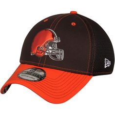 cheap for discount b58c0 54fbc Men s Cleveland Browns New Era Brown NFL Kickoff Neo 39THIRTY Flex Hat,  Your Price   31.99