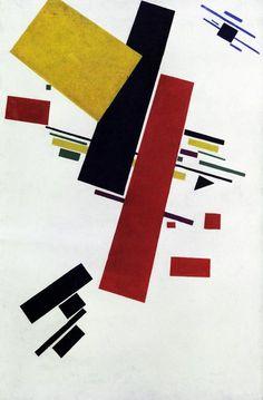 Dynamic Suprematism (20th century)  Kazimir Malevich