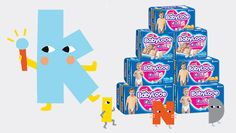 Win free BabyLove nappies for 3 months