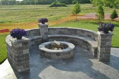 It's hard to believe with these frigid temperatures that Spring is right around the corner. Enjoy outdoor living at its finest with a new stamped patio, fire pit or outdoor oven.