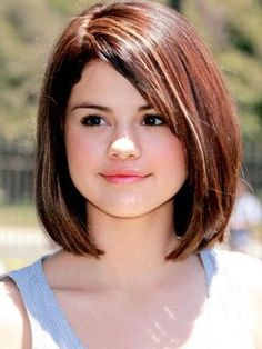 Hairstyles for Round Face Shape   Haircuts, Hairstyles 2015 Hair ...