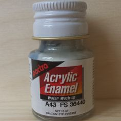 Pactra ACRYLIC PAINT - Gull Gray (A43) for model-making and craft. by AllScalesModels on Etsy Gull, Unique Jewelry, Handmade Gifts, Model, How To Make, Crafts, Painting, Etsy, Vintage