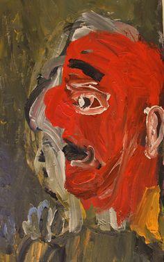 East German,Oil on Canvas  Carnegie Museum, Pgh
