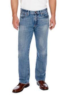 Lucky Brand Radio Beach 361 Vintage Straight Jeans