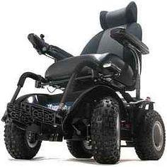 X8 Extreme All Terrain Power Chair