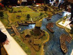 cianty's Tabletop Wargames Blog: Hamburger Tactica 2012
