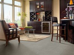 Vinyl Sheet Flooring: Armstrong Heatherfield Tweed   Irish Linen And Order  A Sample Or Find A Flooring Store Near You.