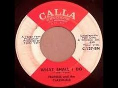 ▶ Frankie And The Classicals - What Shall I Do? - Northern Soul - YouTube