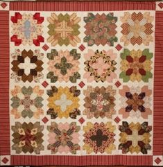 """""""Lucy in a Hurry"""" Cherry Pie Designs Quilting Projects, Quilting Designs, Quilting Ideas, Cross Quilt, Antique Quilts, Vintage Quilts, Boston, Beaded Cross Stitch, Fabric Yarn"""