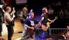 Les photos des concerts du groupe ROUTE 59, le groupe de Rock et Blues officiel du HOG Lille Europe Chapter