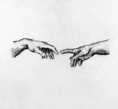 hands…… I want yours shared by artaangel on We Heart It - Inspirierende Tattoos One Line Tattoo, Line Tattoos, Small Tattoos, Sleeve Tattoos, Cool Tattoos, Tatoos, Back Of Neck Tattoo, Unique Tattoos For Men, Tattoos For Guys
