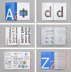Nokia's new type specimen book