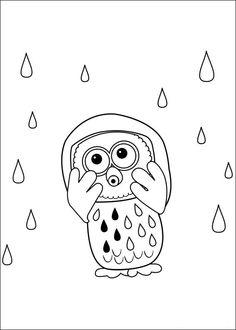 Shaun the sheep Tegninger til Farvelægning. Printbare Farvelægning for børn. Tegninger til udskriv og farve nº 28