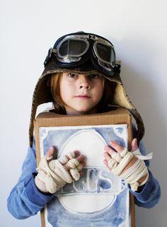 boxtroll costume | one more mushroom