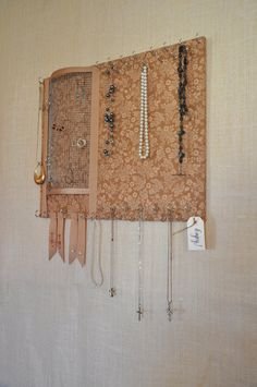 Jewelry Earring Organizer Large Jewelry by oneblessedmommie,