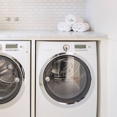 I'm still dreaming of laundry rooms in today's blog post! I have a lotttt of it to do this weekend. Hop over to the blog for my easy stain remover cheat sheet and must have laundry products.