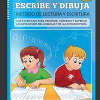Escribe y Dibuja - Método de lectura y Escritura + Cuadernillo de Plantillas y…