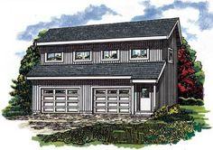 Loft Apartment Design - 88337SH   Architectural Designs - House Plans