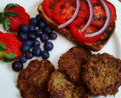 The Plant Eaters: VEGAN BREAKFAST SAUSAGE Vegan family sharing our Healthy, Fun and Ethical lifestyle. Recipes that please the pickiest eaters and foodies that love a good food adventure! Vegan Sausage Recipe, Sausage Recipes, Vegan Breakfast, Breakfast Recipes, Breakfast Ideas, Breakfast Time, Tortillas, Vegetarian Recipes, Healthy Recipes