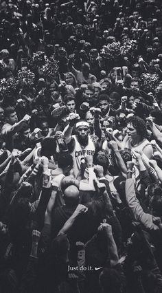 "Nike | LeBron James ""Together"" 