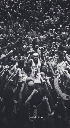 "Nike | LeBron James ""Together"" | Wieden+Kennedy:"