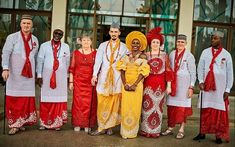 The beautiful and talented Idara-Abasi who is a doctor and freelance writer stormed Akwa Ibom State. African Attire, African Wear, African Dress, African Fashion, African Traditional Wedding, Traditional Outfits, Traditional Weddings, Beautiful Love Stories, Beautiful Moments
