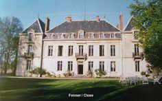 Château de Bessey les Cîteaux( Côte d'Or).     Mai 2014