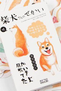 Kawaii Post Card Set - Lovely Dog