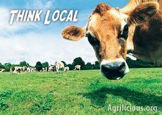 Think local www.agrilicious.org