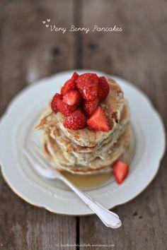 Very Berry Pancake Rezept <3