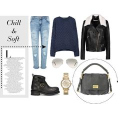 Soft and cool outfit by hanna-tisater on Polyvore I Want it!