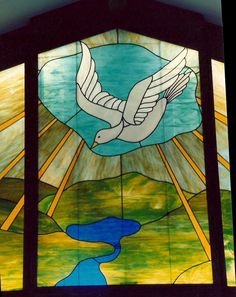 church stainglass | Doors by Decora - Church Stained Glass - DbyD7360